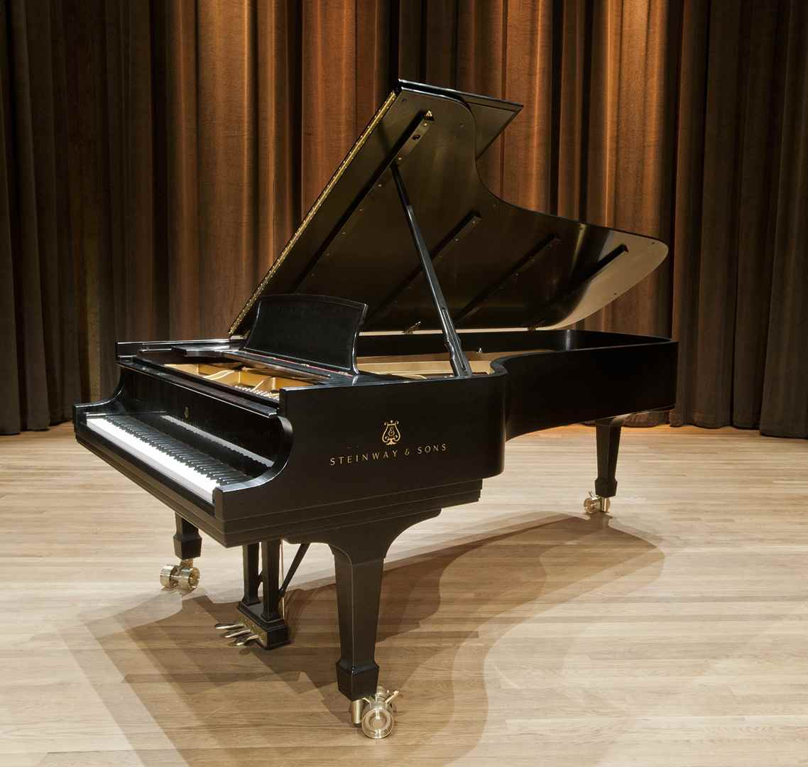 Piano Steinway & Sons de la collection de la salle Bourgie