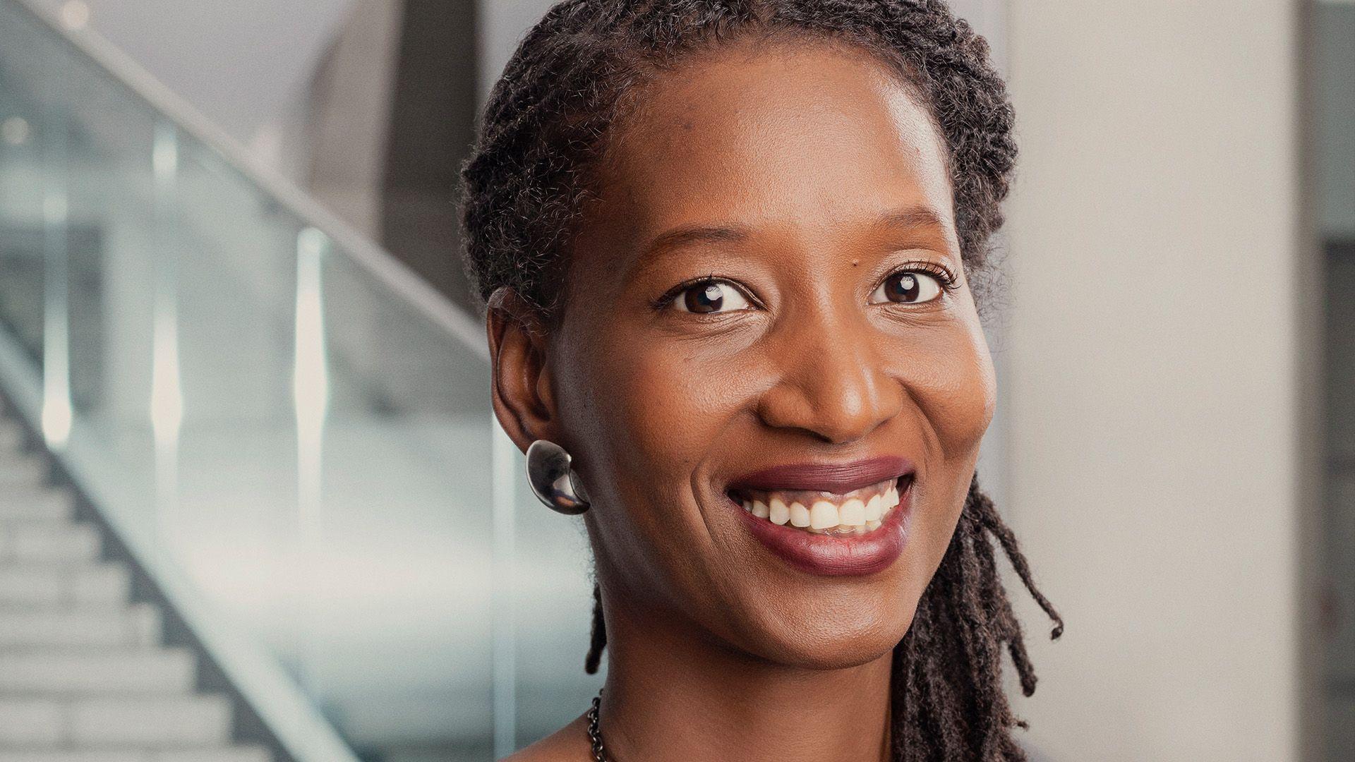 Safiatou, donatrice depuis 2019