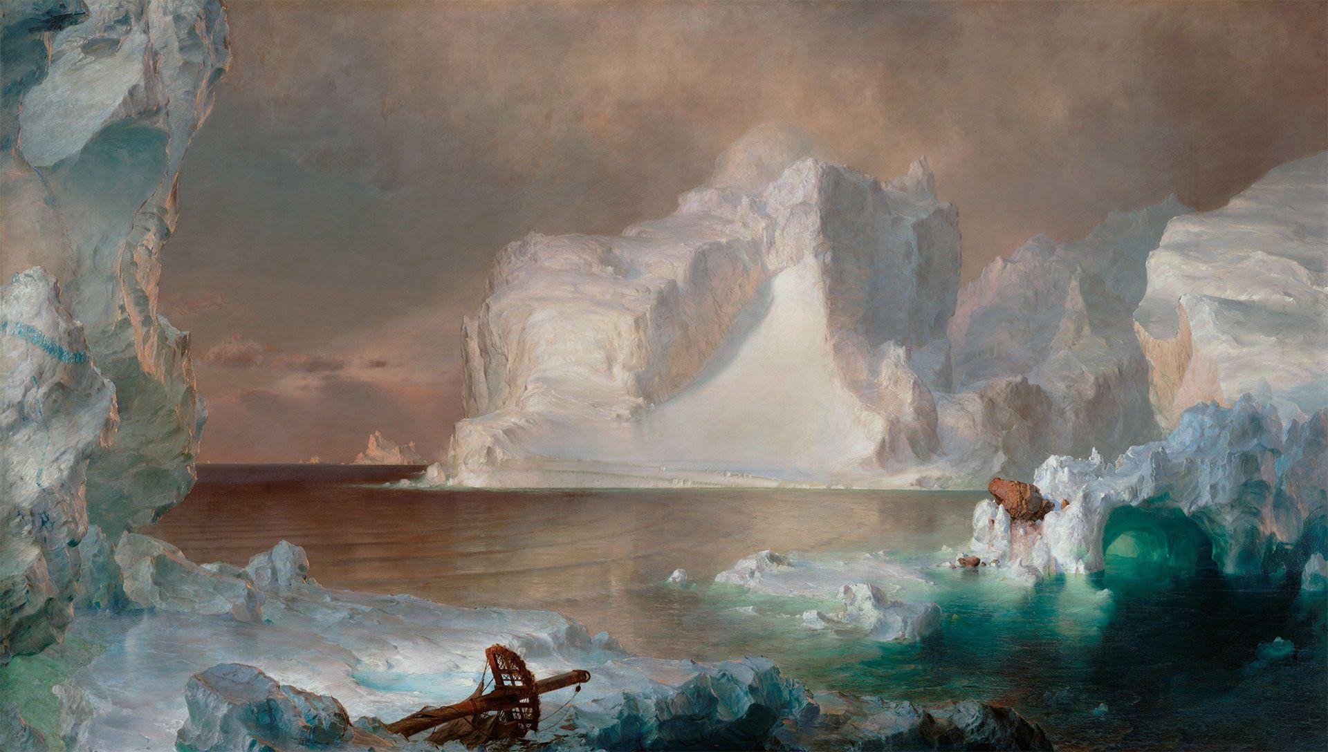 Frederic Edwin Church, The Icebergs