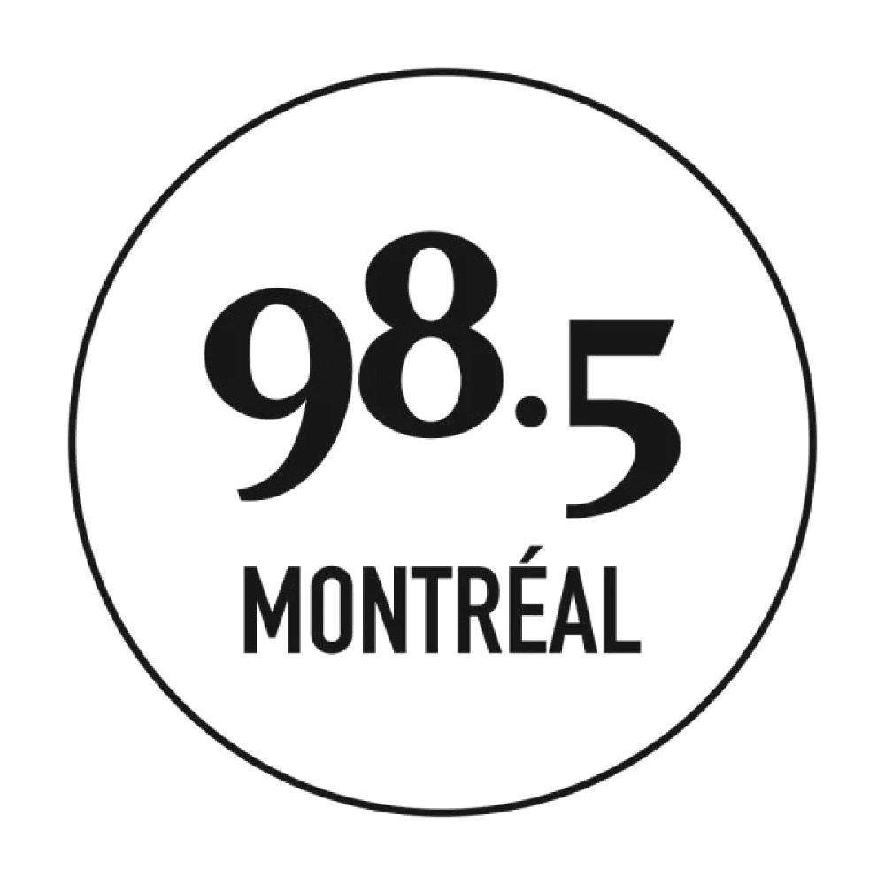 98,5 FM