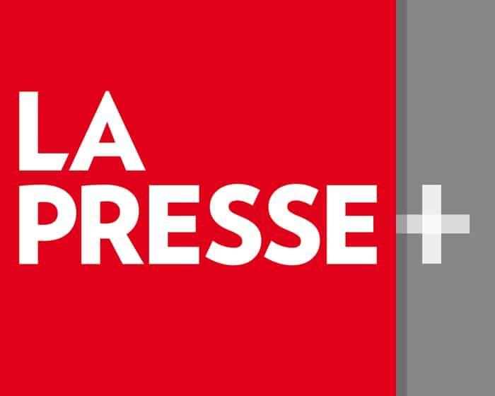 La Presse + logo