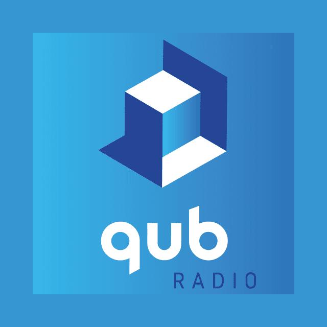 Qub Radio logo